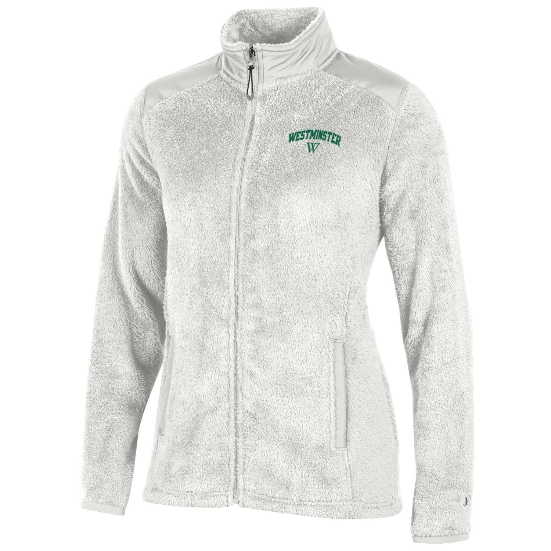 Champion Jacket: Champion Ladies Furry Fleece