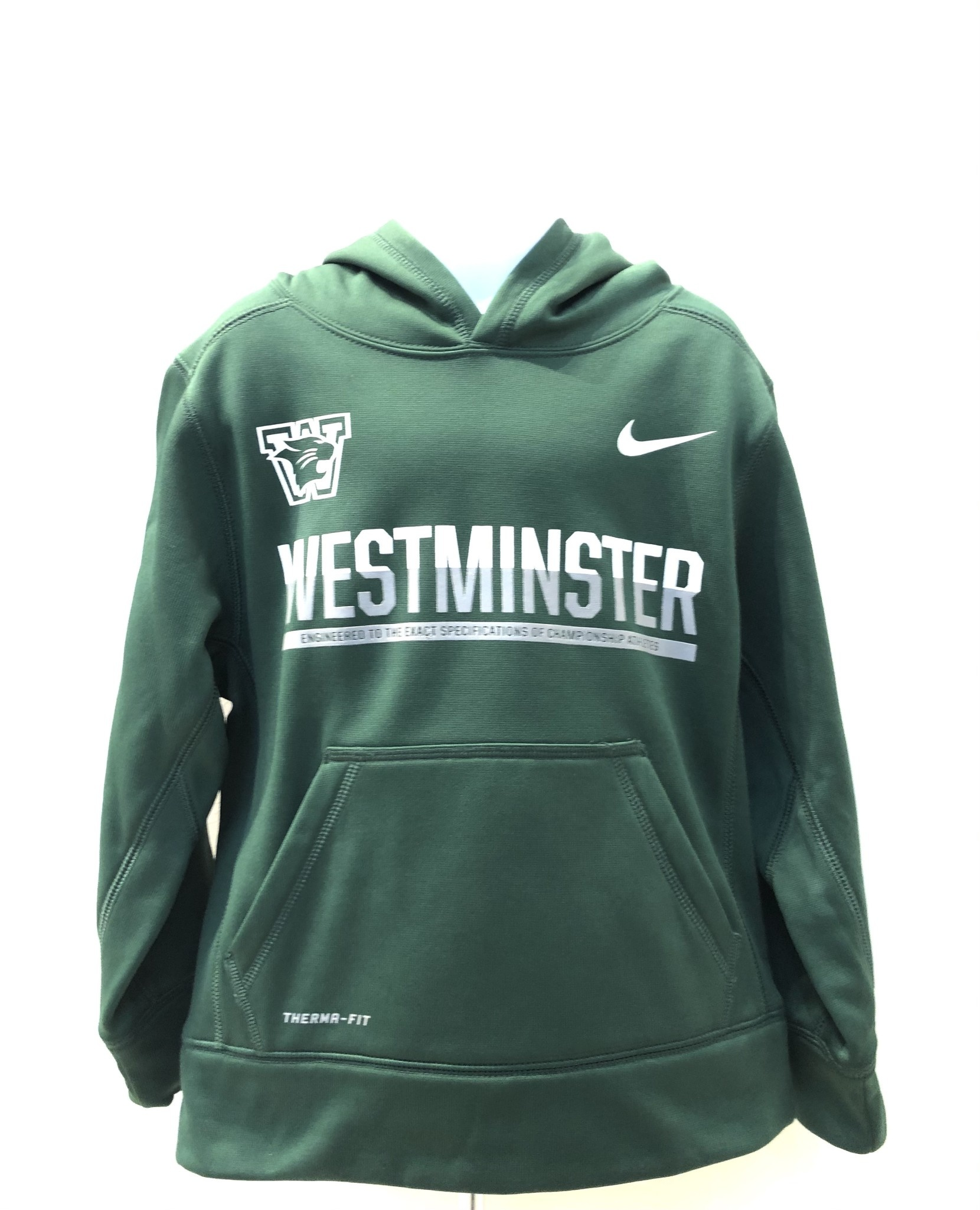 Nike Nike Youth KO PO Hoody - Green