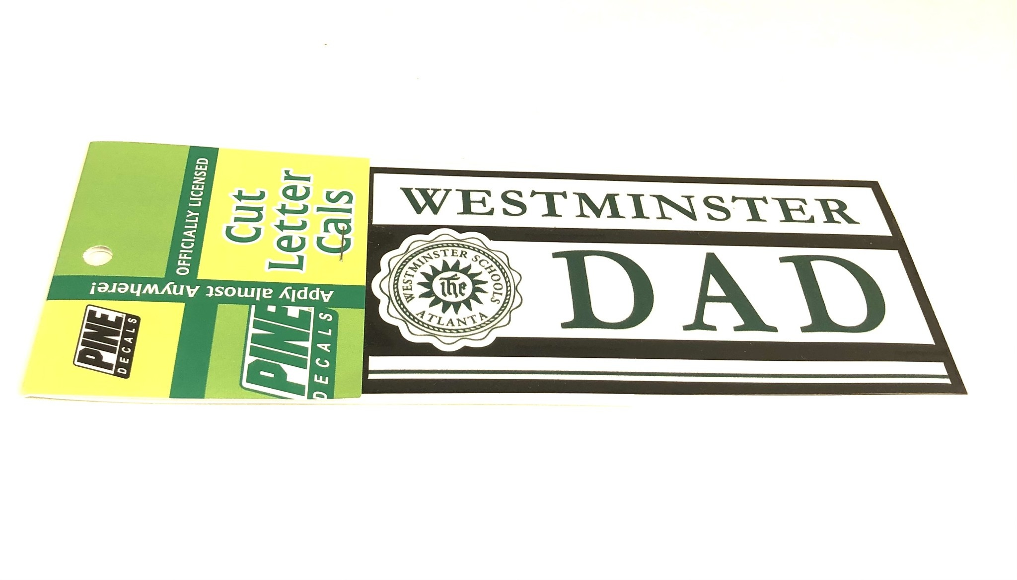 Bumper Stickers - Clubs/Misc