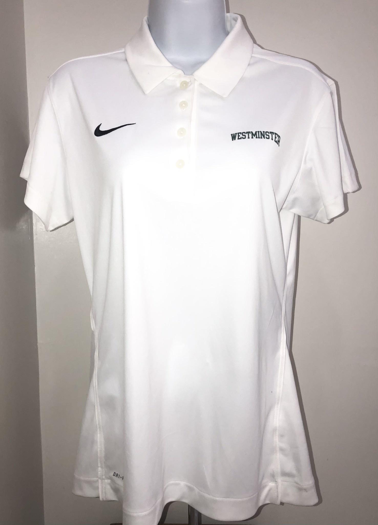 Nike Polo: Nike Dedication Polo Ladies - White