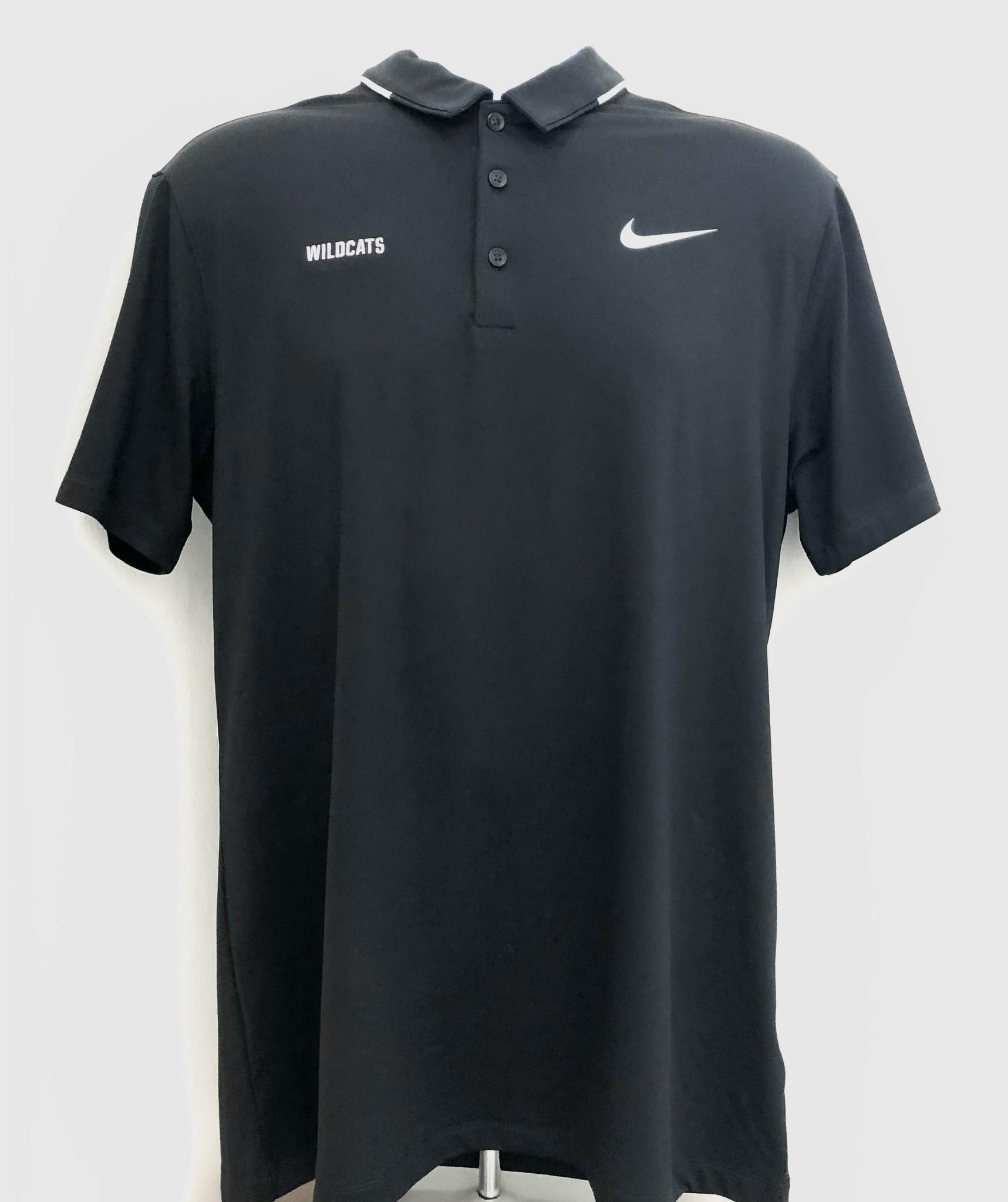 Nike Polo: Nike Icon Elite Black