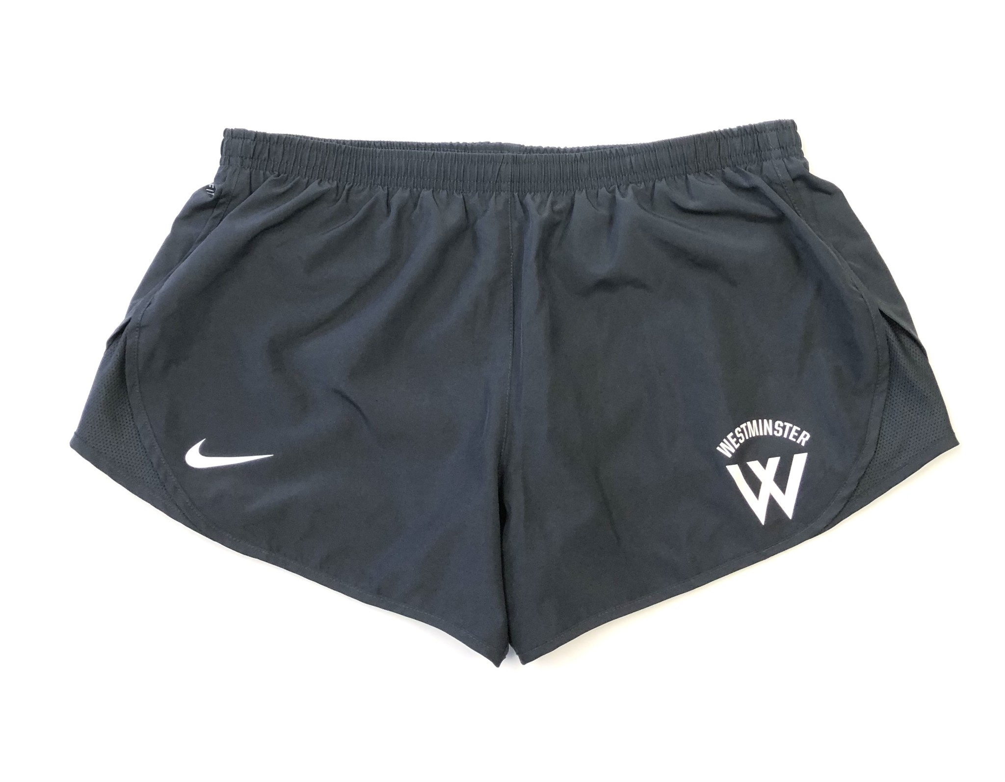 Nike Shorts: Nike Women's Tempo Anthrac Westminster w/W