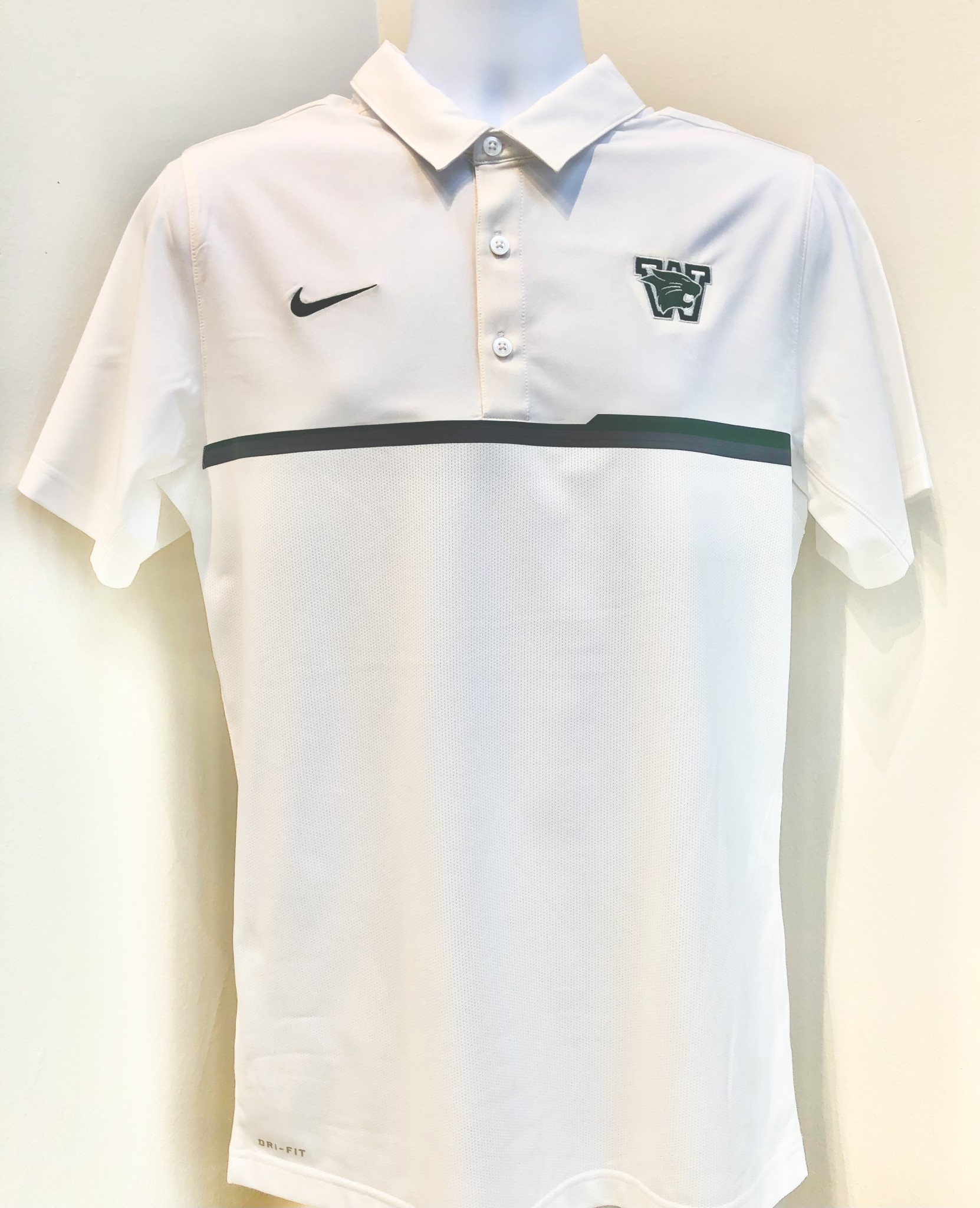 Nike Polo: Nike Men's Elite Coaches
