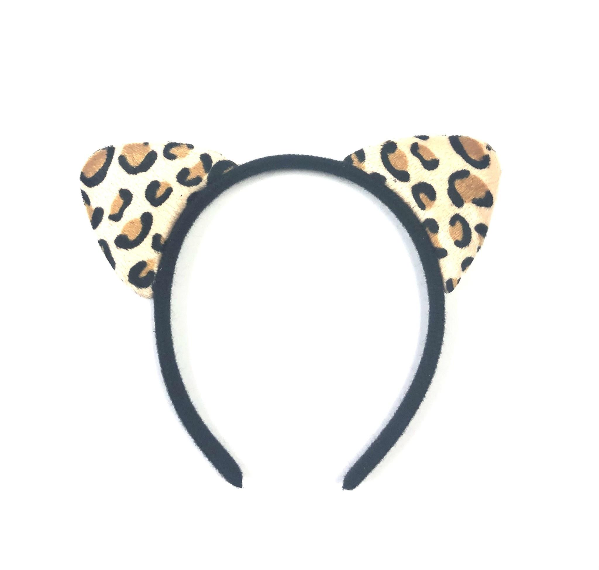 Cat Ears Soft Padded Headband