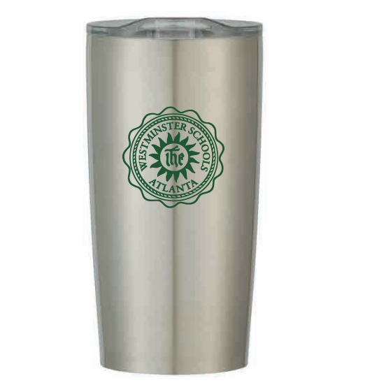 Tumbler: Westminster Steel Insulated w/Seal