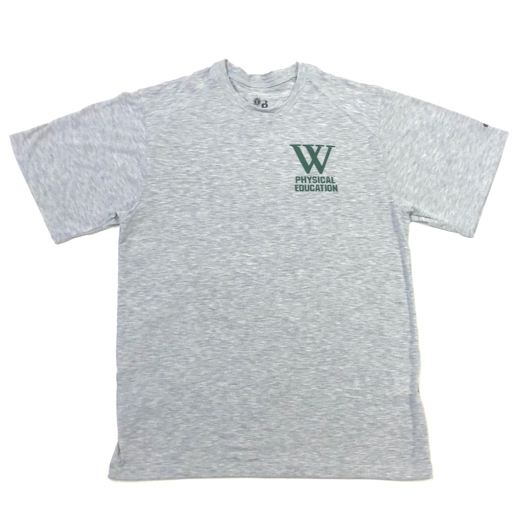Middle School PE Shirt