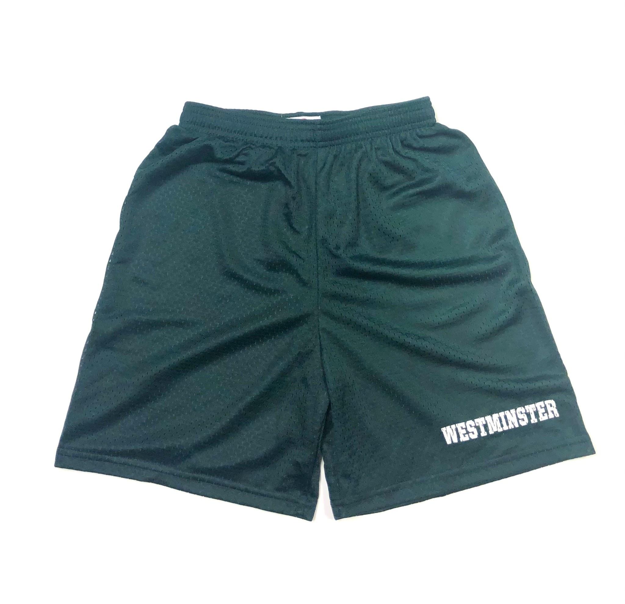 Middle School PE Shorts