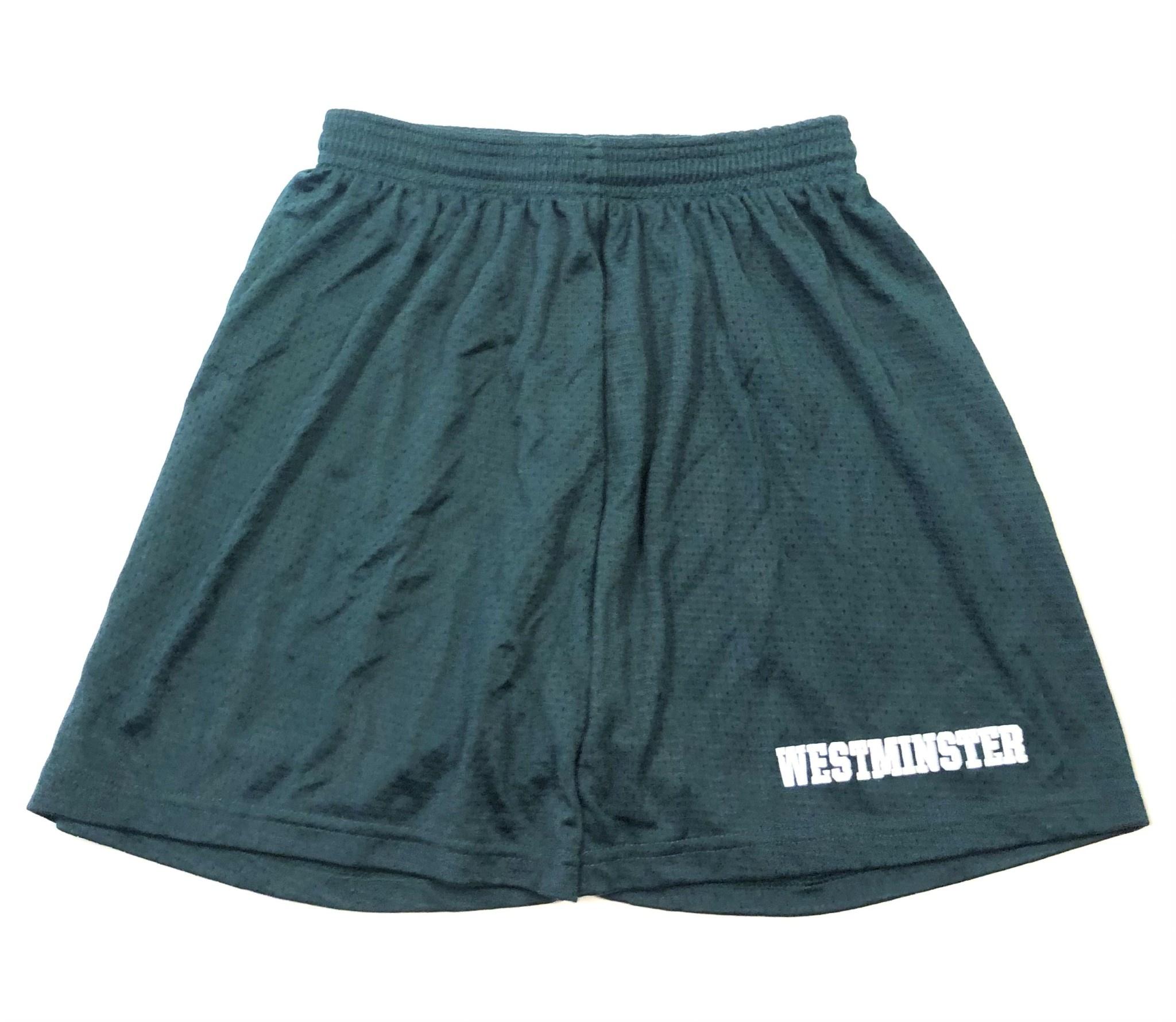 Middle School Ladies PE Shorts