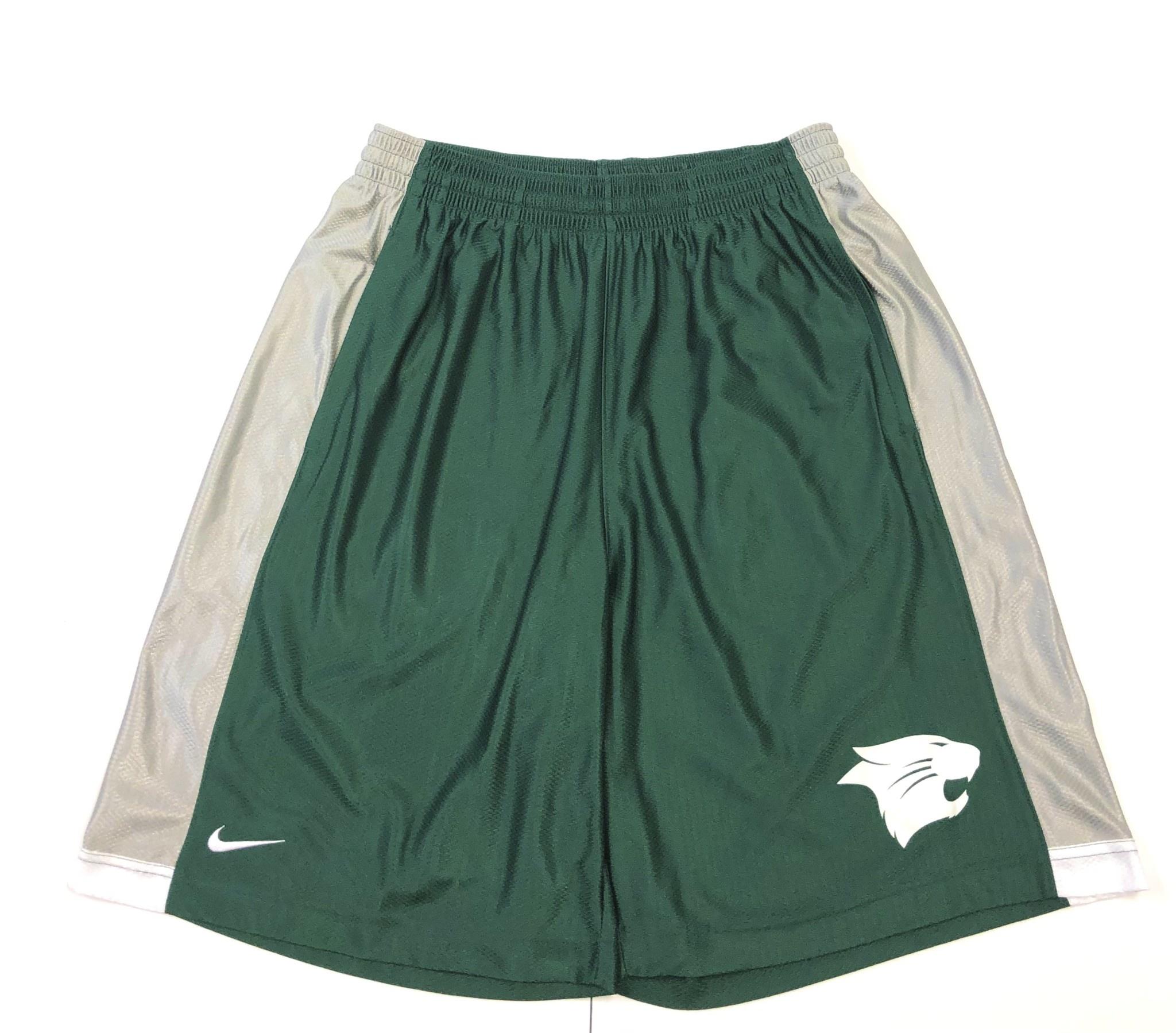 Nike Shorts: Nike Practice Green