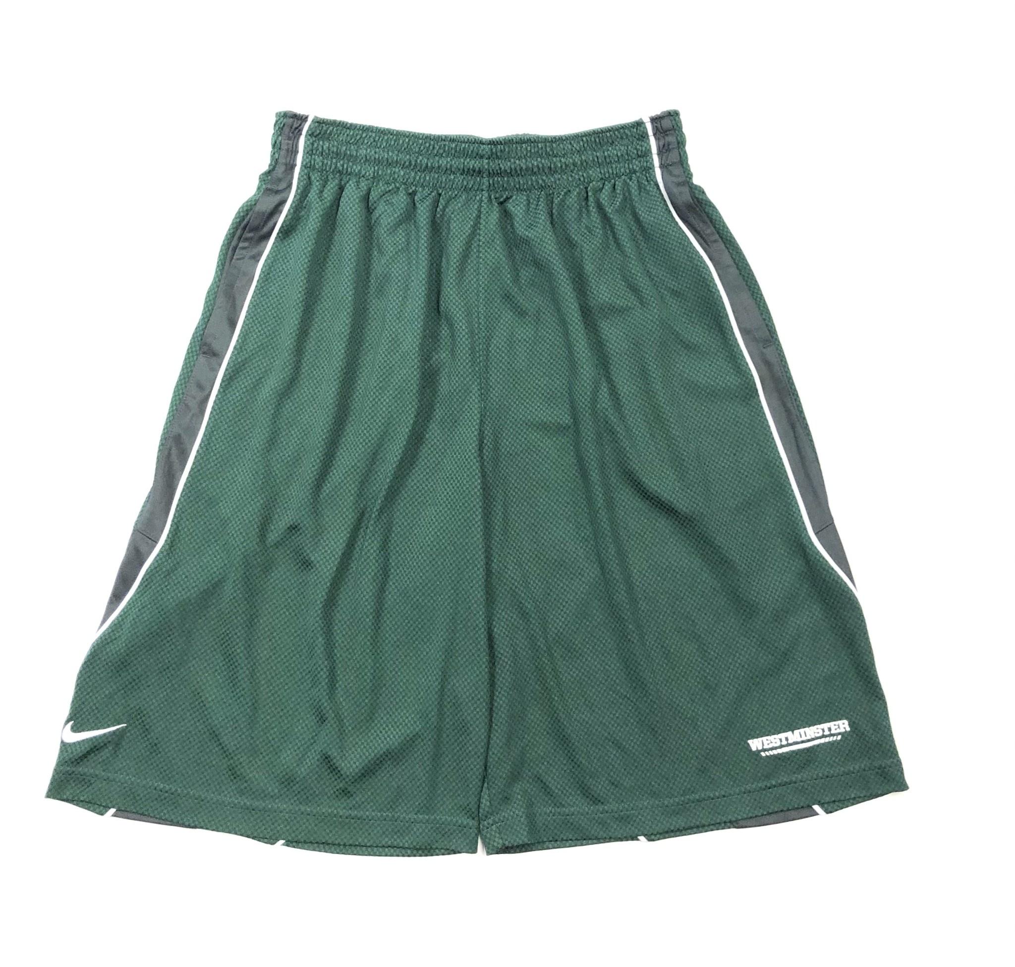 Nike Shorts: Nike Fadeaway  - Green