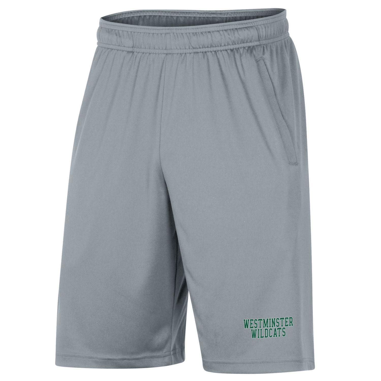 Under Armour Shorts: UA Boys Tech - Steel