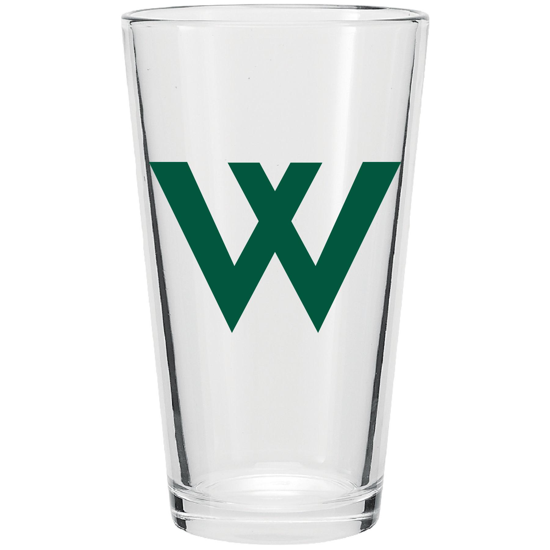 Glassware: Westminster 16 oz W