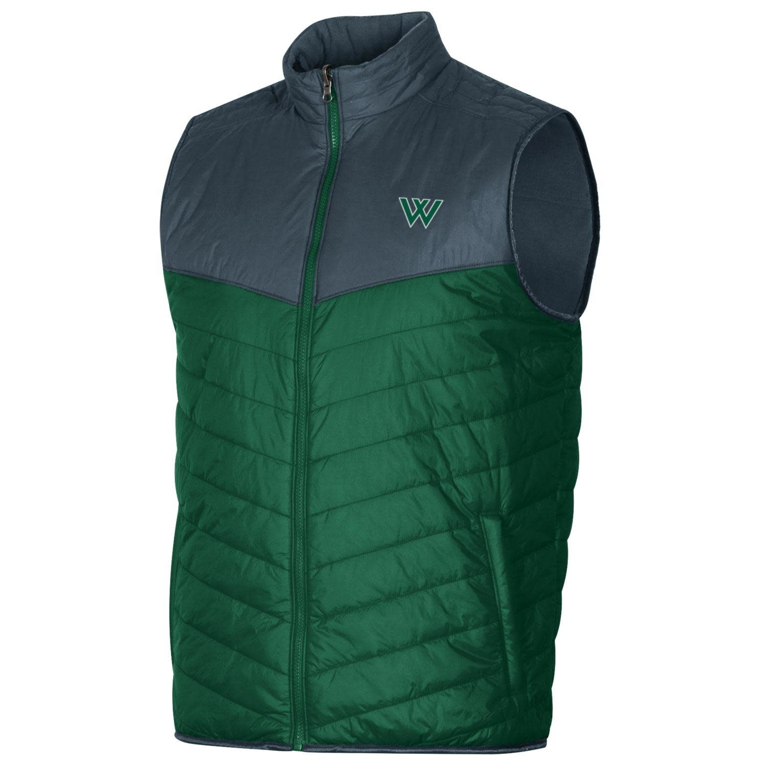 Under Armour Vest: Gameday Reversible Puffer