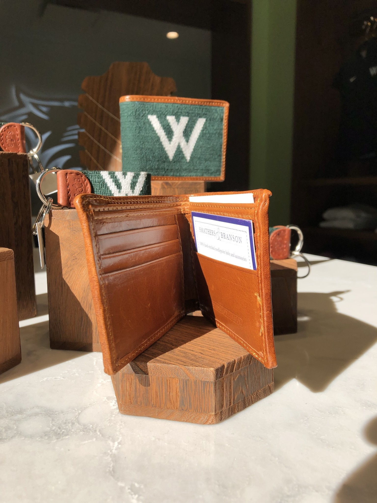 Wallet: Smathers and Branson