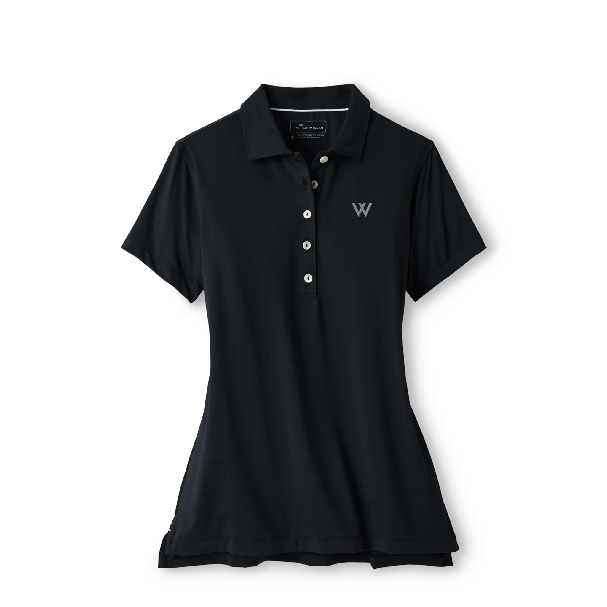 Polo: Perfect Fit Performance, Black