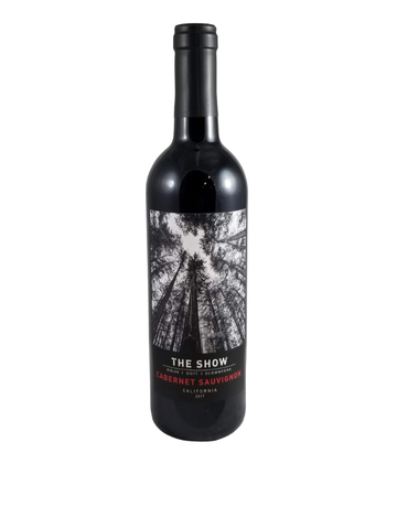 Sutter Home Winery The Show 2017 Cab Sav 750ml