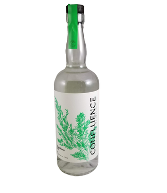 Confluence Distilling Manchester Dry Gin 750ml