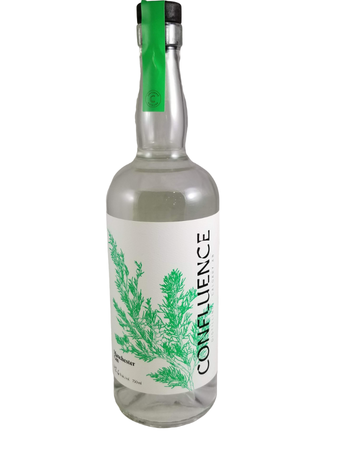 Confluence Distilling Confluence Manchester Gin 750ml