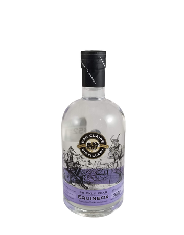 Eau Claire Distillery Eau Claire Prickly Pear Equineox Vodka 750ml