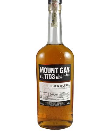 Mount Gay Rum Mount Gay Black Barrel Rum 750ml