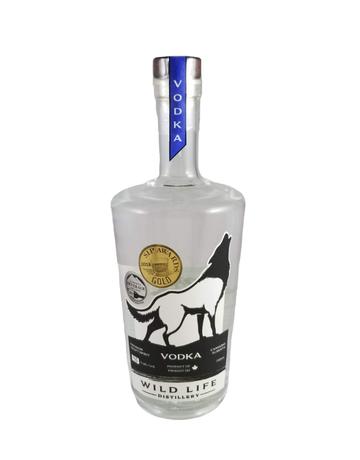 Wild Life Distillery Wild Life Classic Vodka 750ml
