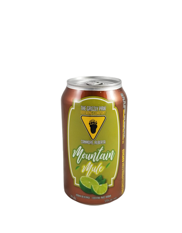 Grizzly Paw Brewing Grizzly Paw Mountain Mule Cocktail 355ml