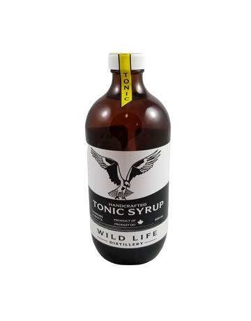 Wild Life Distillery Wild Life Tonic Syrup 500ml