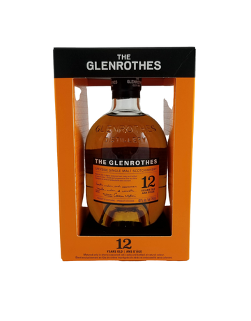 Glenrothes Glenrothes 12 Year 750ml