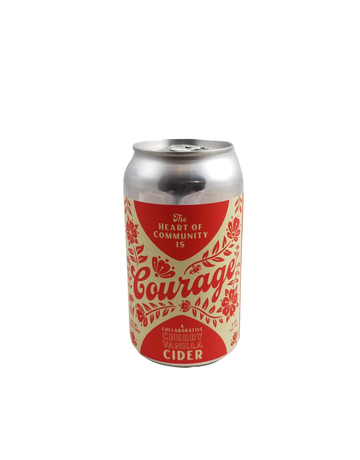 SunnyCider SunnyCider Courage Cherry Vanilla Cider 355ml
