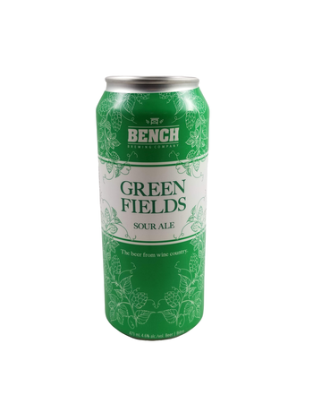 Bench Brewing Bench Brewing Green Fields Sour Ale 473ml