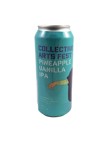 Collective Arts Brewing Collective Arts Liquid Art Fest Pineapple Vanilla IPA 473ml