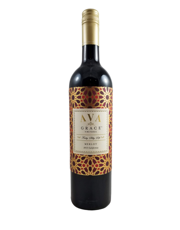 Ava Grace Wines Ava Grace Merlot 750ml