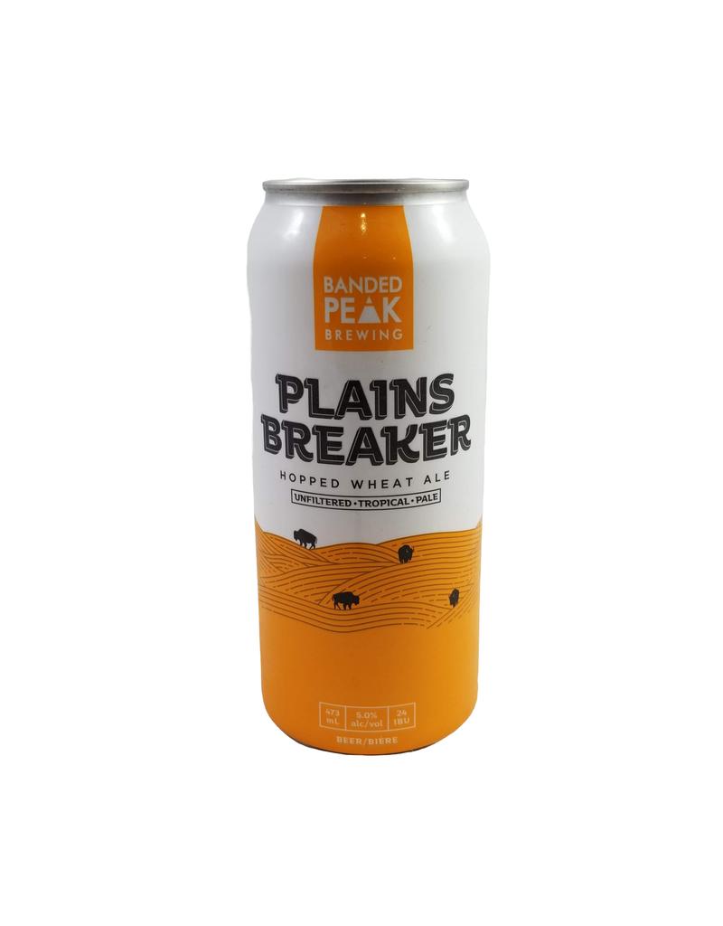 Banded Peak Brewing Banded Peak Plains Breaker Wheat Ale 473ml