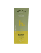 HardPops HardPops Yuzu Plum Vodka Freezie 6x70ml