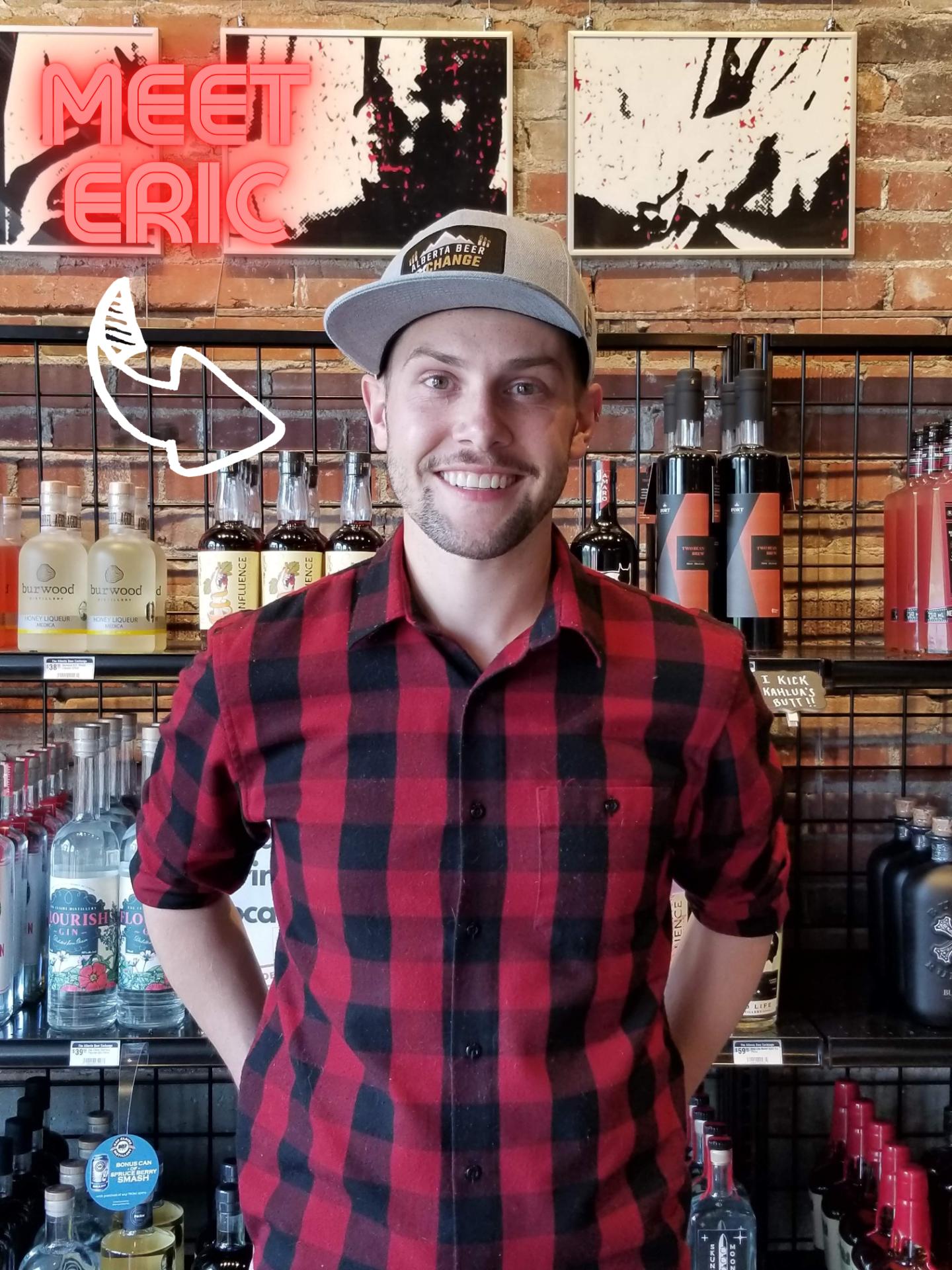 Meet Eric - Our Newest Team Member