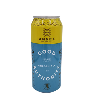 Annex Ale Project Annex Ale Project Good Authority Golden Ale 473ml