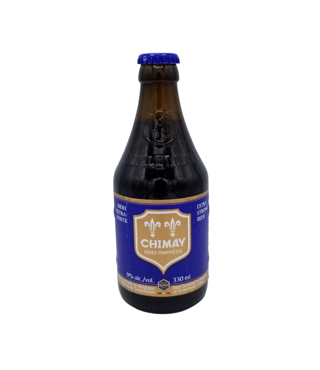 Bières de Chimay Blue Cap Belgian Quad 330ml