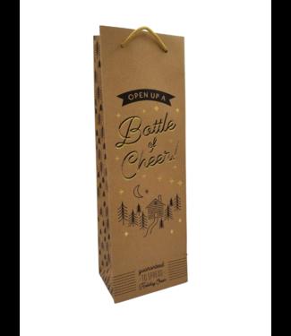 Gift Bag - Bottle of Cheer