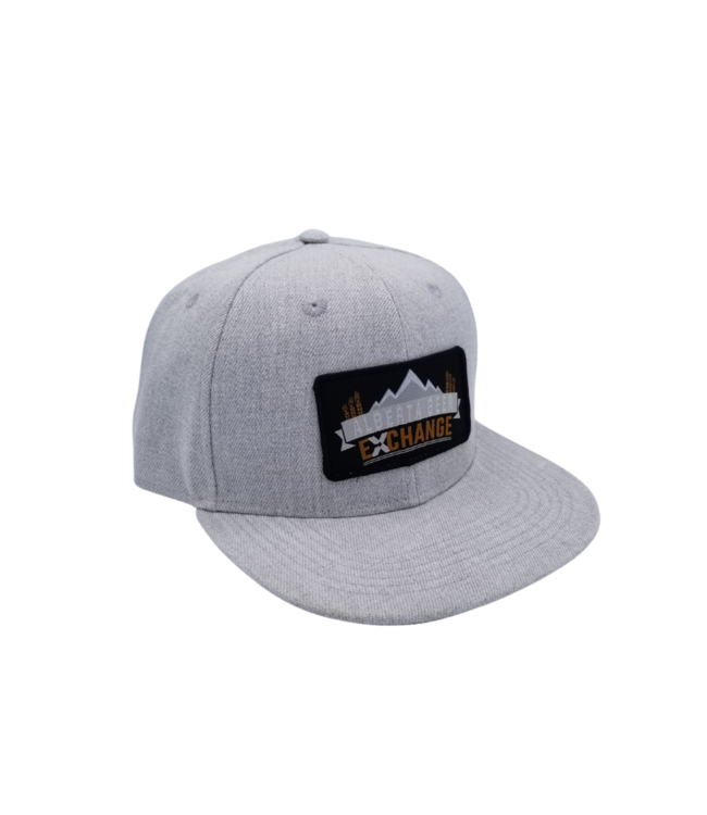 ABX Hat Snapback - Grey