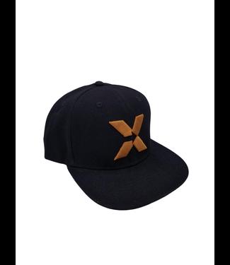 ABX Hat Snapback -  Black