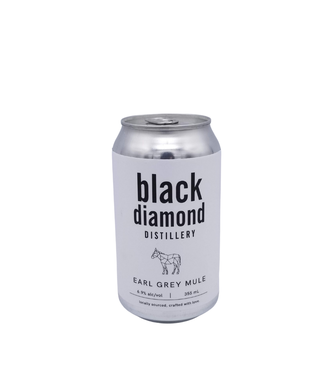 Black Diamond Distillery Earl Grey Mule 355ml