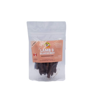 Nammy Treats - Lamb & Blueberry 90g