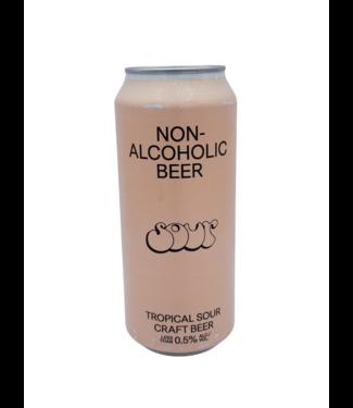 Bière Sans Alcool Non-Alcoholic Tropical Sour 473ml