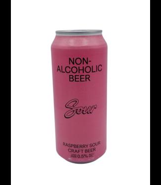 Bière Sans Alcool Non-Alcoholic Rasperry Sour 473ml