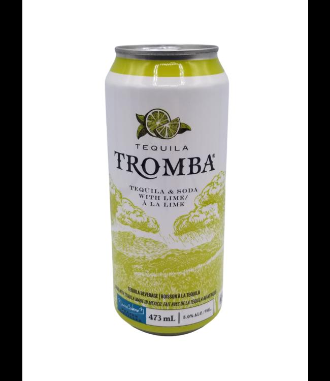 Tromba Tequila Soda & Lime 473ml