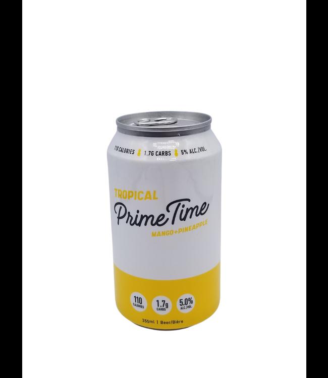 Bridge Brewing PrimeTime Low-Carb Tropical Mango Pineapple 355ml