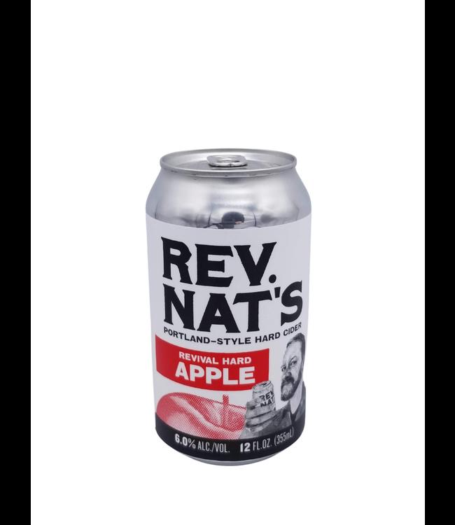 Reverend Nat's Revival Hard Apple Cider 355ml