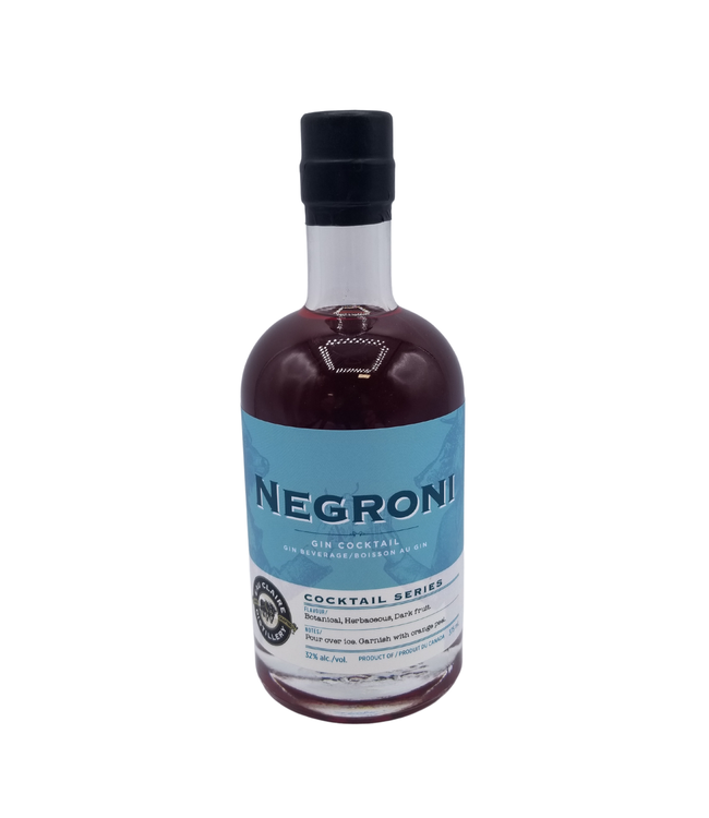 Eau Claire Distillery Negroni Gin Cocktail 375ml