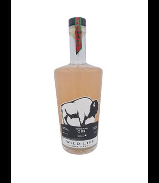 Wild Life Distillery Rhubarb Gin 750ml