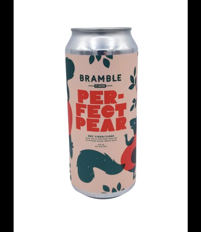 Bramble Perfect Pear Dry Cider 473ml